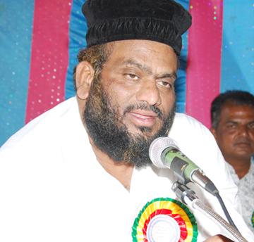 Hafiz Muzaffar Hussain Khan Sab