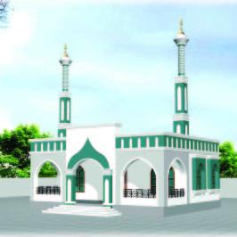 Proposed Masjid at Gurmitkal