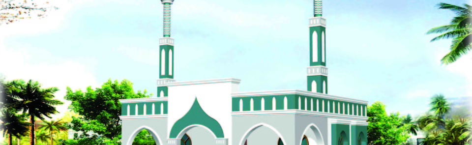 Proposed Masjid at Gurmitkal